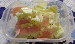 豆腐クリームパスタ