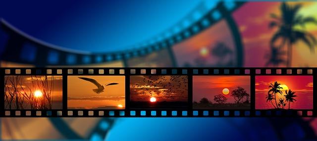 映画、フィルム